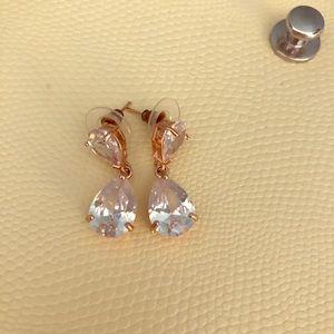 Jewelry - Sparkle earrings.